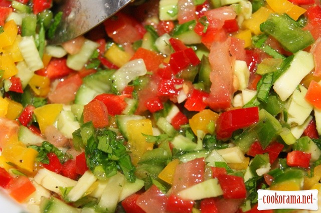 салат «Итальяно»