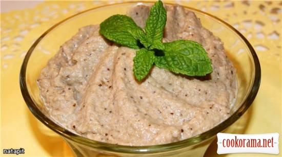 Baba Ganoush + Tahin paste recipe