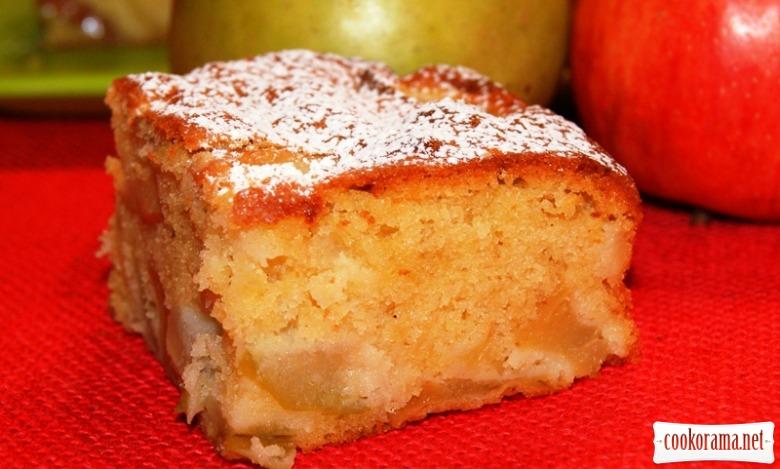 Яблочный пирог - Апфелькухен Марии