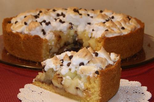Яблучний пиріг від Шули Модан