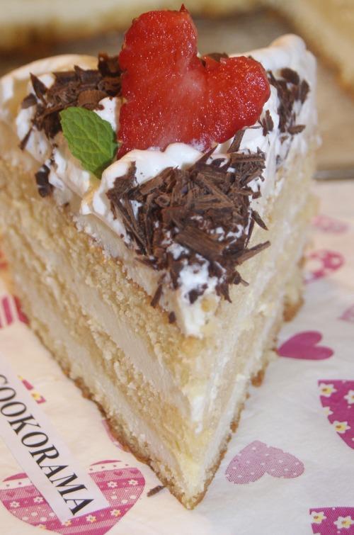 "Cake ""White Truffle"""