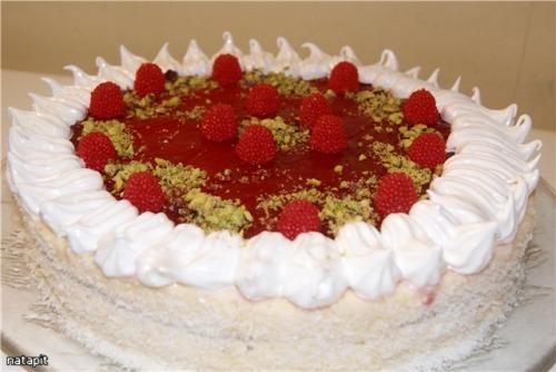 Торт «Карайбі» від Луки Монтерсіно