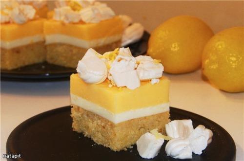 """Cake """"Lemon Symphony"""""""