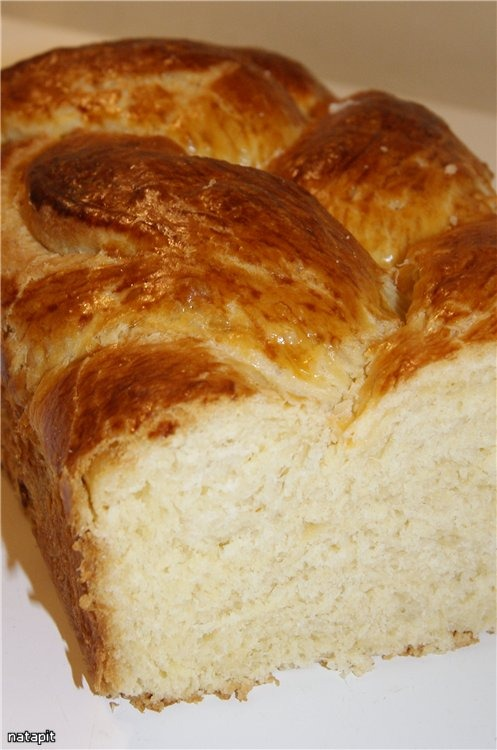 Датський здобний хліб