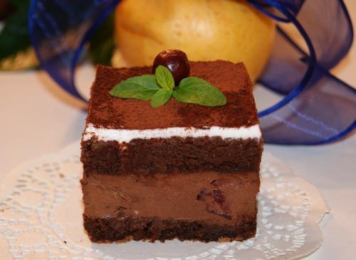 "Cake ""Black Forest"""