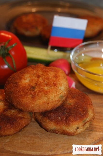 Cutlets «Pozharskie»