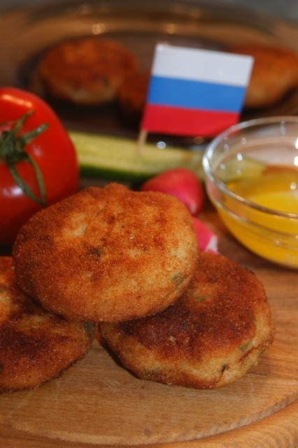 "Cutlets ""Pozharskie"""