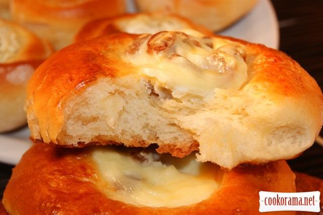 Рецепты с фото тесто для сладких ватрушек