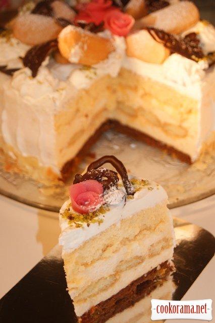 Торт «Malakoff» (Малакофф)