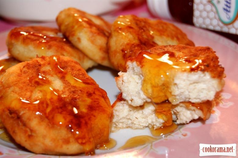 сырники с медом рецепт с фото