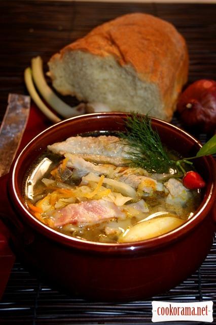 Суп «Дед»