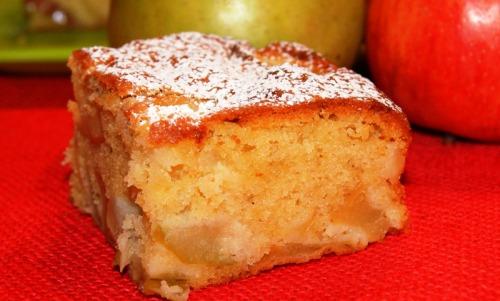 Яблучний пиріг - Апфелькухен Марії