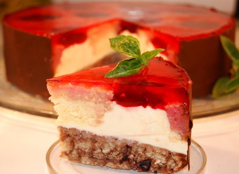 """Cake """"Ladybug"""""""