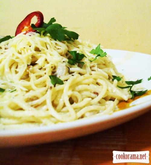 Спагетті «алла карбонара»