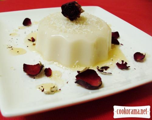 Panna Cotta «Coconut delight»