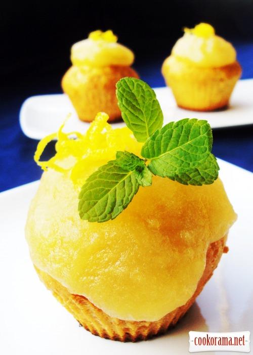 Lean cupcakes «Temptation»