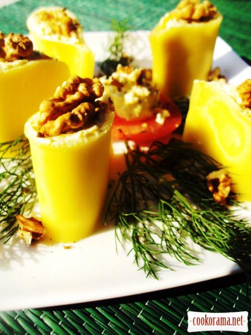 Сырная закуска «КАПЛЯ»
