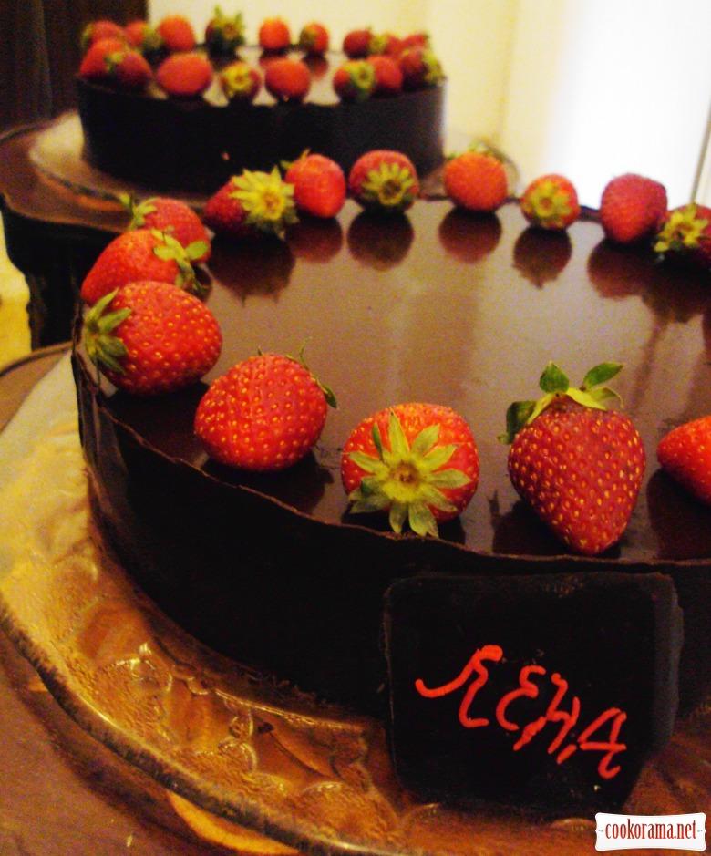 Торт «Лена»