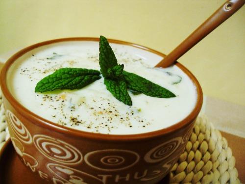 Яуртосупа - зимний суп с ароматом лета