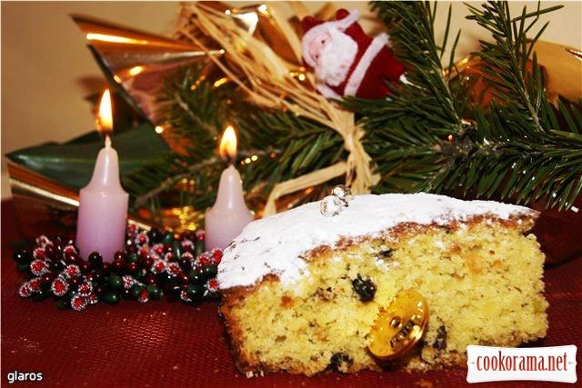 ВАСІЛОПІТА - пиріг св. Василя