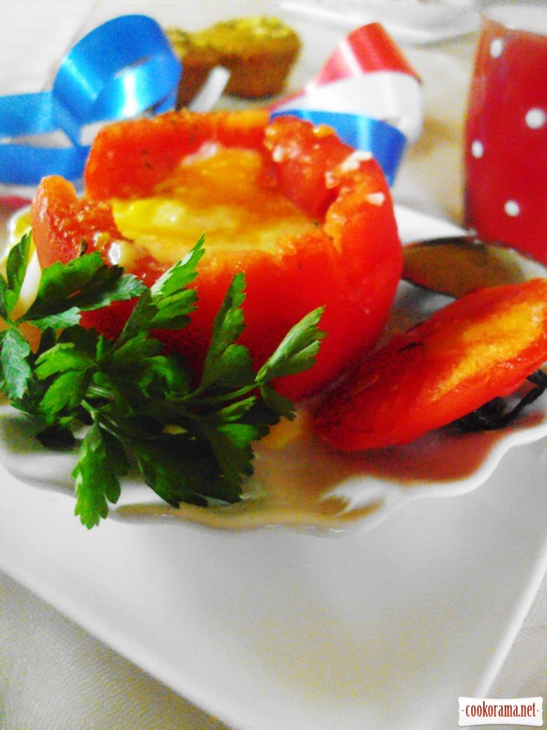 Кокот в помидоре