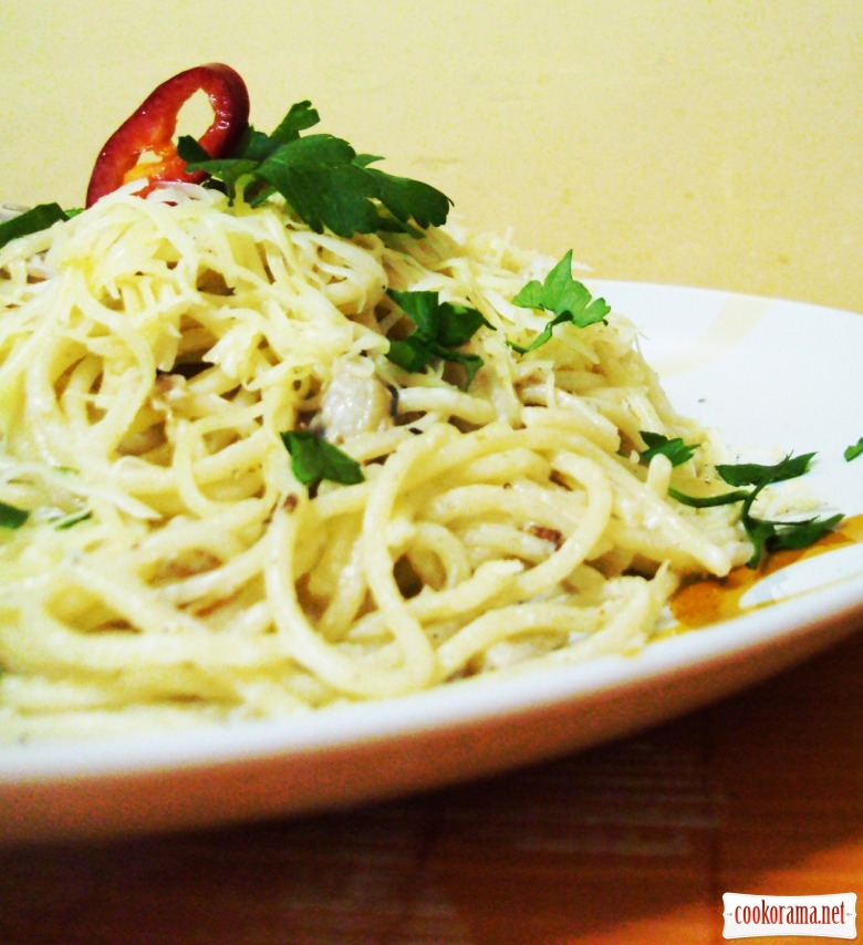 "Спагетти ""алла карбонара"""