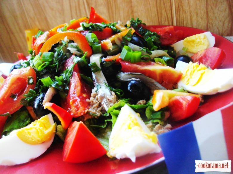 "Salad ""Nioise"""