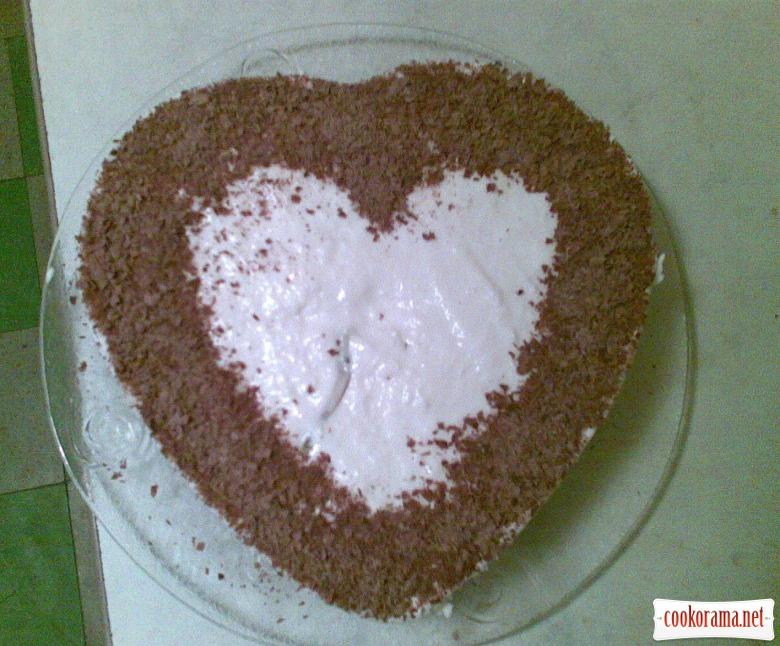 «Легкий» торт