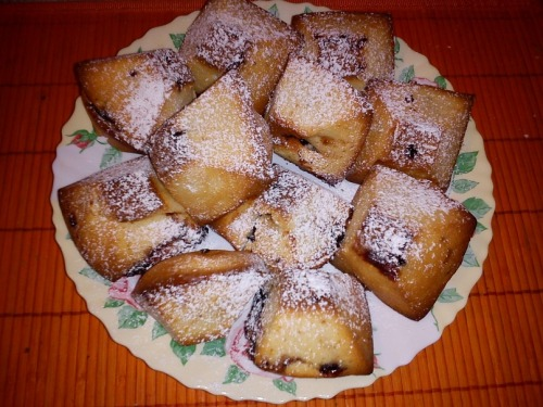 Кексы с начинкой рецепты с фото пошагово
