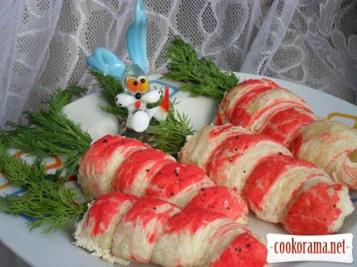 Закуска «Хрустка морквина»