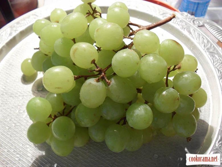 Виноград маринованный на конкурс