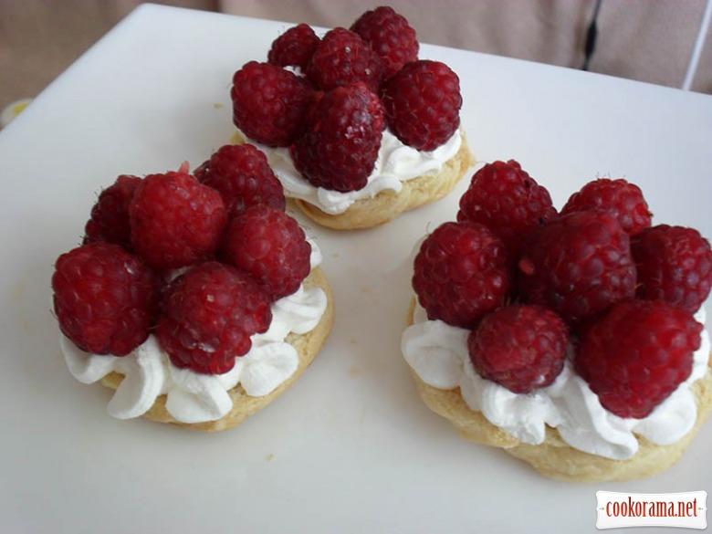 Десерт«Лето в шляпе» на конкурс