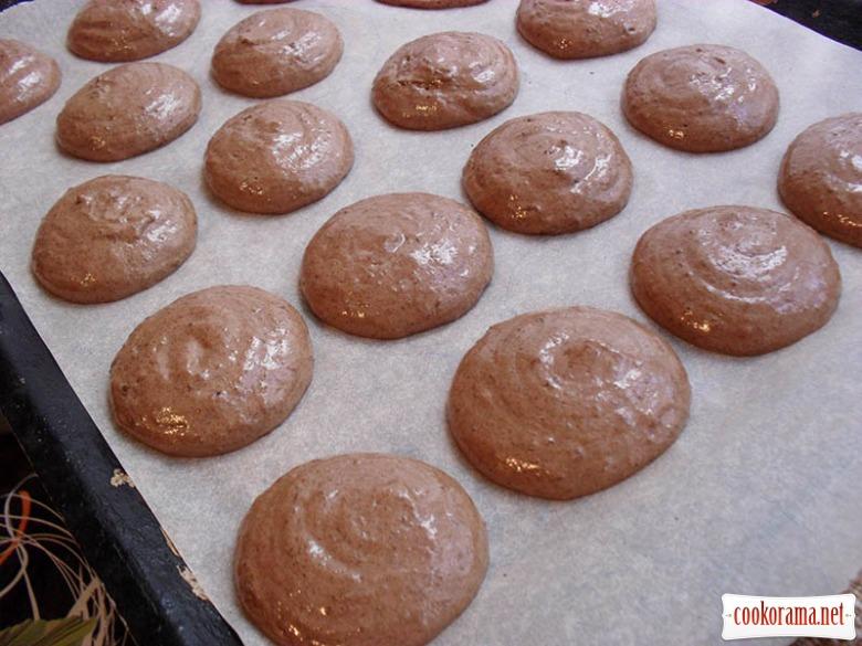 Французские миндальные пирожные «Macaron»