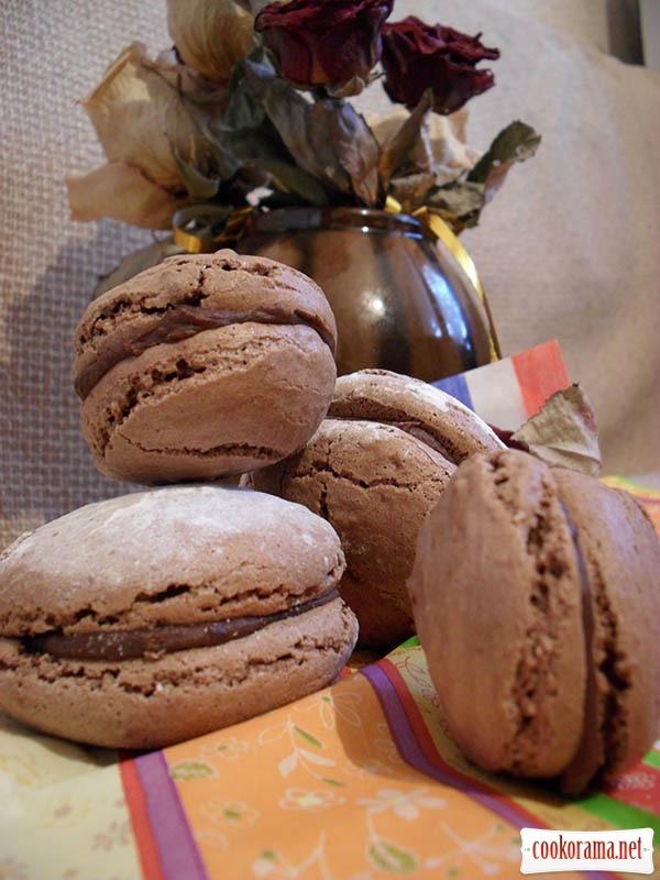 Французькі мигдальні тістечка «Macaron»