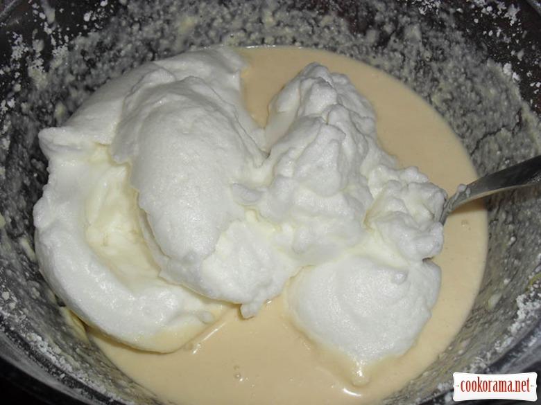 Французский сырный торт