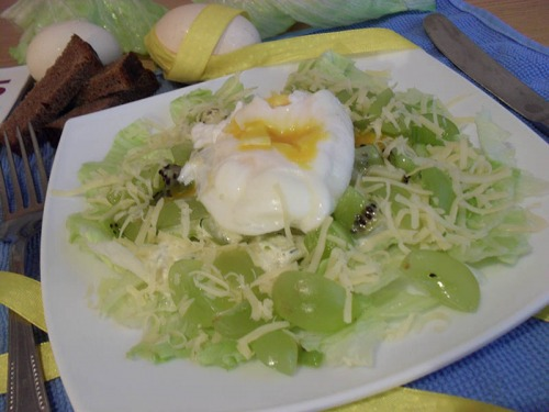 Salad «Green glade»