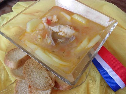 Французький суп буйабес