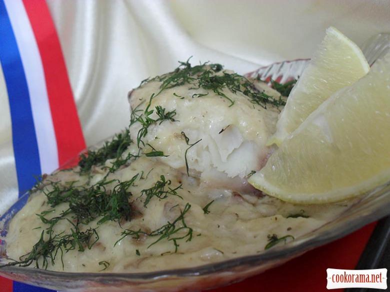 Риба по-французьки