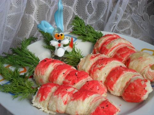 """Закуска """"Хрустящая морковка"""""""