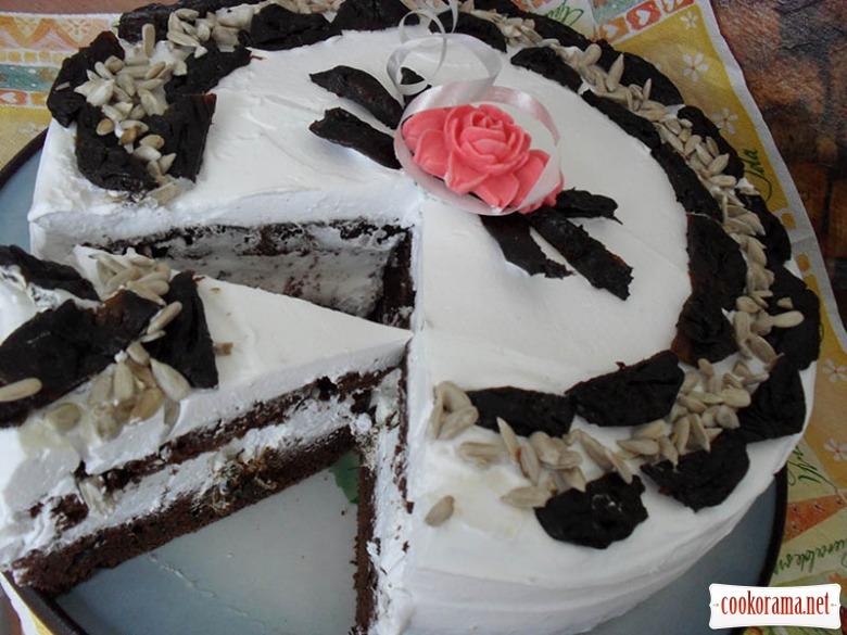 Как сделать торт улыбка негра