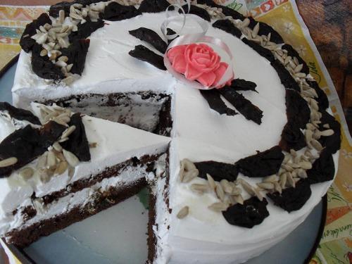 "Торт ""Улыбка негра"""