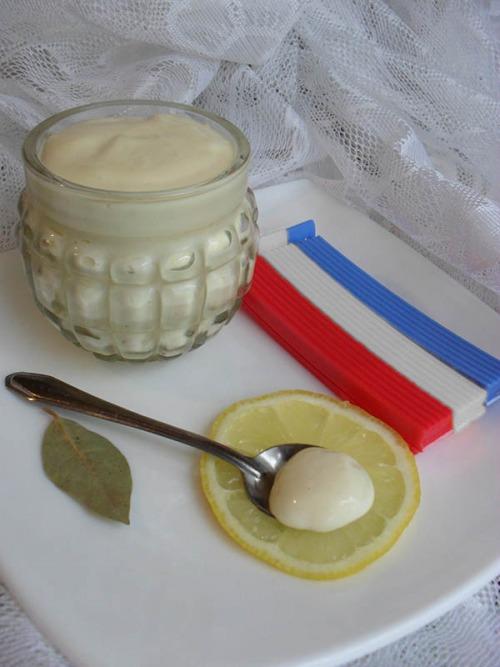 Mayonnaise Provencale