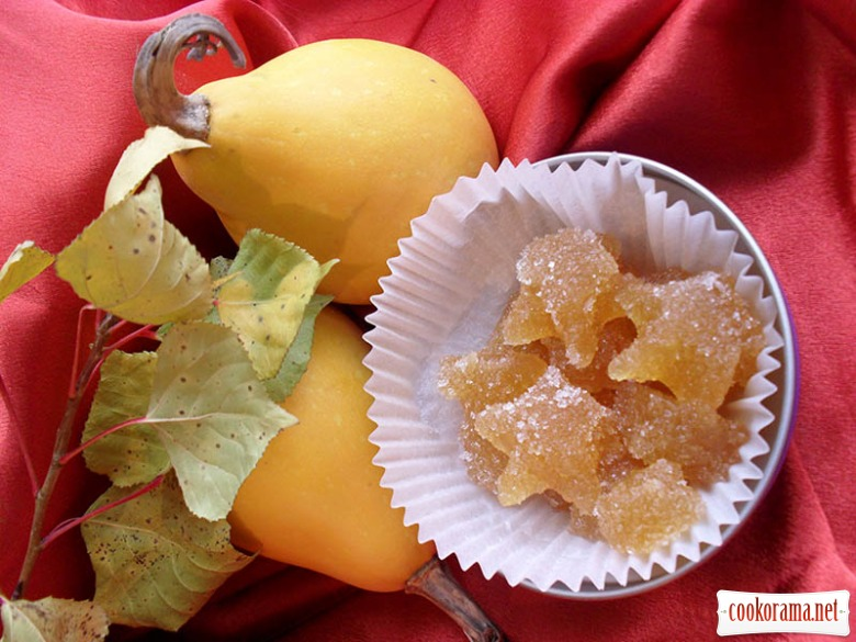 Тыквенные сладости
