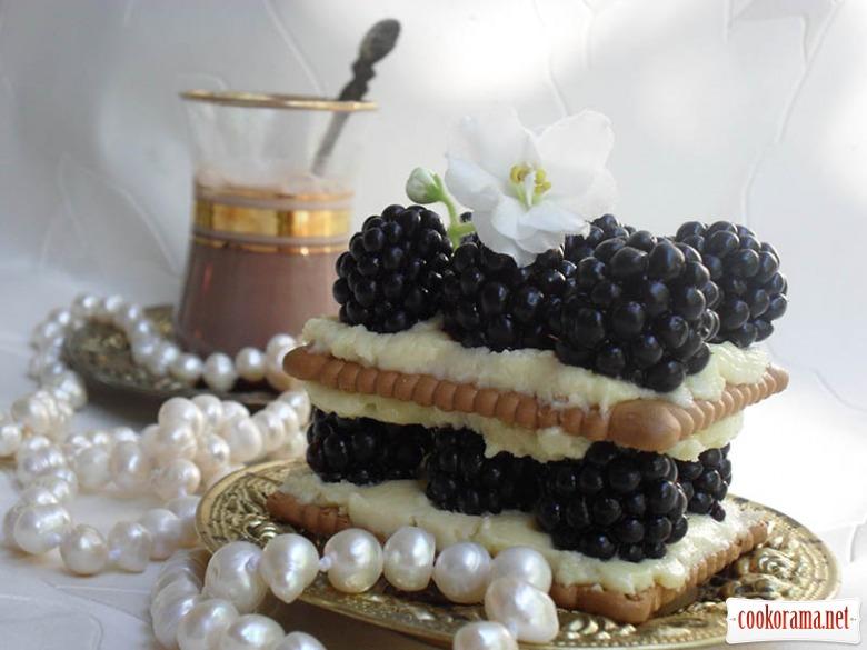 Десерт «Ягодка»