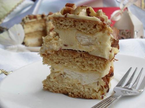 """Торт """"Пани Валевская"""""""