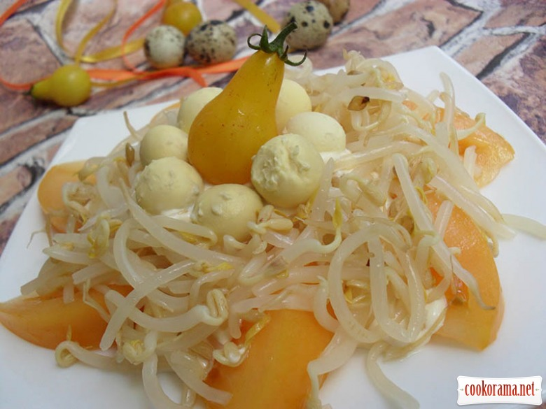 Salad «Sunny Morning»