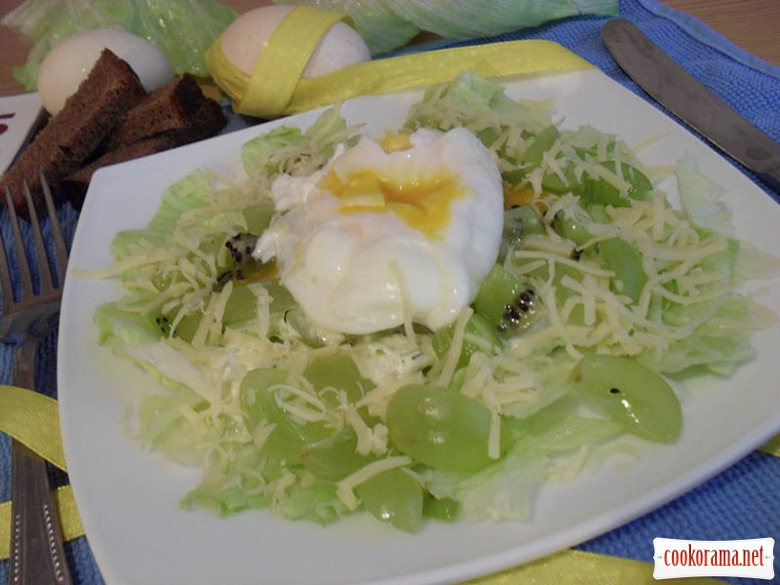 Салат «Зелена галявина»