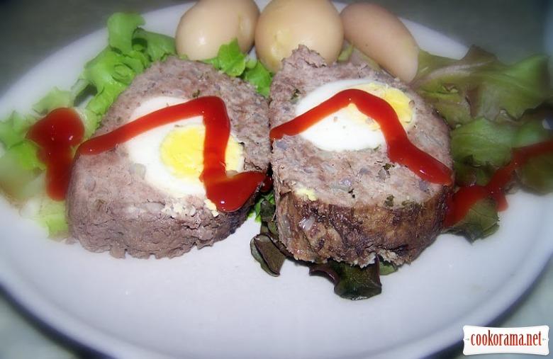 Клопс (рулет з м'яса)