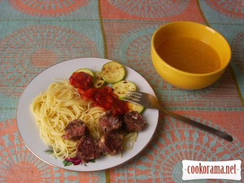 Колбаса домашняя без возни с кишками