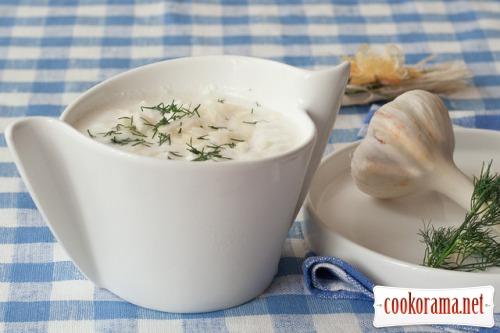 Как приготовить соусы к долме